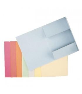 Dosar din carton cu inchidere tip plic A4 diverse culori ESSELTE