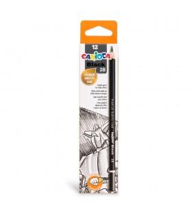 Creion duritate 2B CARIOCA