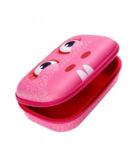 Penar cu fermoar Wildling Storage box roz ZIPIT