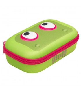 Penar cu fermoar Beast Storage box verde ZIPIT