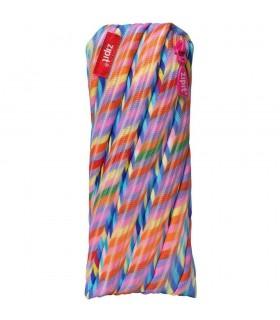 Penar cu fermoar Colorz - multicolor dungi ZIPIT