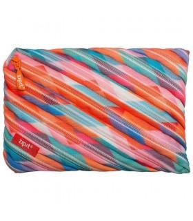Penar cu fermoar Colorz Jumbo - multicolor ZIPIT