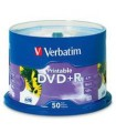 DVD+R Printabil 50 buc/bulk, 4.7 GB/120 min, VERBATIM