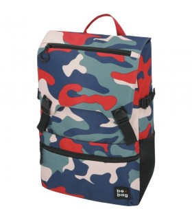 Rucsac Be.Bag model Be.Smart Camouflage Fun HERLITZ