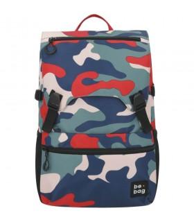 Rucsac Be.Bag model Be.Smart Camouflage Fun HERLITZ