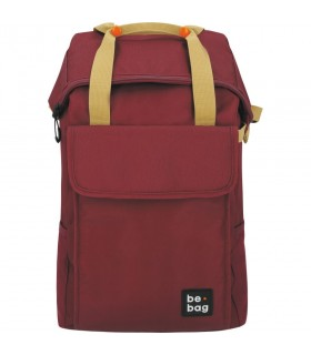 Rucsac Be.Bag model Be.Flexible rosu HERLITZ