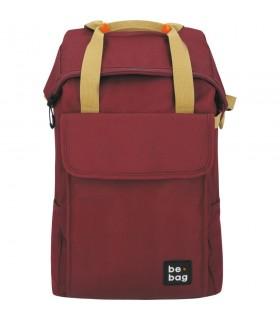Rucsac Be.Bag model Be.Flexible rosu HERLITZ