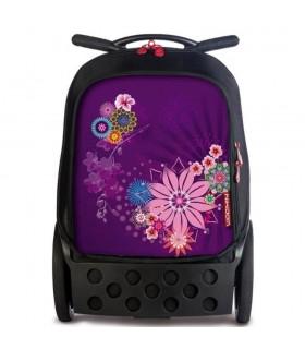 Ghiozdan Bloom Roller NIKIDOM + sac sport CADOU