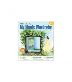 "Carte creativa My Magic Wardrobe - vara Stick""n"