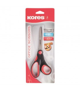 Foarfeca birou model SoftGrip KORES