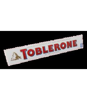 Ciocolata alba cu nugat, miere si migdale 100 g TOBLERONE