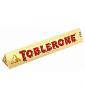 Ciocolata cu lapte, nugat, miere si migdale 100 g TOBLERONE