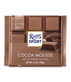 Ciocolata Cacao Mousse 100 g RITTER