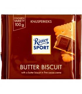 Ciocolata Butter Biscuit 100 g RITTER