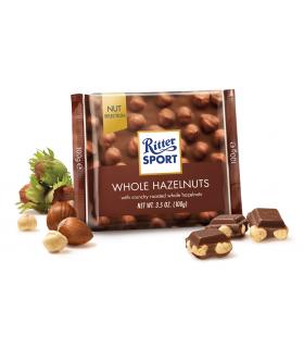 Ciocolata Whole Hazelnuts 100 g RITTER