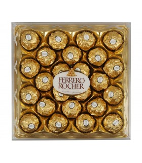Praline de ciocolata 300 g FERRERO ROCHER