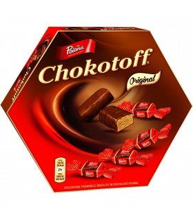 Caramele invelite in ciocolata Chokotoff POIANA