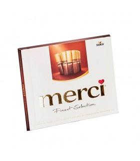 Specialitati de ciocolata asortata 250 g Merci STORCK