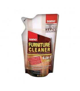 Refill solutie cu silicon pentru mobila 500 ml SANO Furniture Trigger