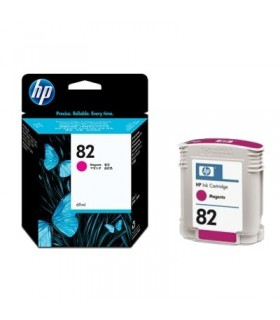 Cartus magenta nr. 82 C4912A 69 ml Original HP Designjet 500