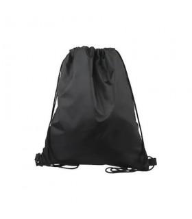 Sac sport negru cu buzunar frontal CATERPILLAR