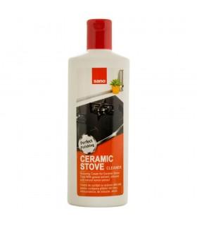 Detergent plite vitroceramica 300 ml SANO Ceramic Stove