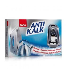 Anticalcar pudra electrocasnice 200 g SANO Anti Kalk