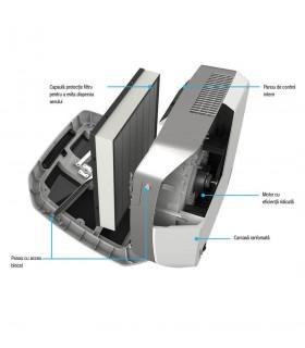 Purificator aer de perete Aeramax Pro AMIII 65 mp FELLOWES