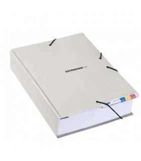 Dosar extensibil cu elastic si alonja arhivare de mare capacitate JALEMA