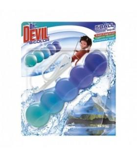 Odorizant WC bicolor 5 ball DR. DEVIL