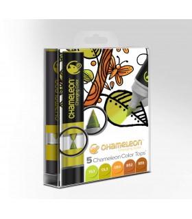 Rezerva hartie FILOFAX matematica 60 buc/set A5, 6 culori/set compatibila cu Agendele Organiser A5 si Clipbook-urile A5 Filofax