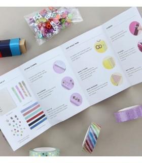 Set 5 Color Tops Earth - nuantatoare de culoare pentru markerele Chameleon