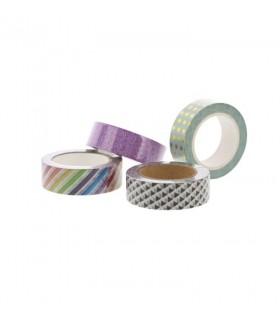 Set 5 Color Tops Warm - nuantatoare de culoare pentru markerele Chameleon