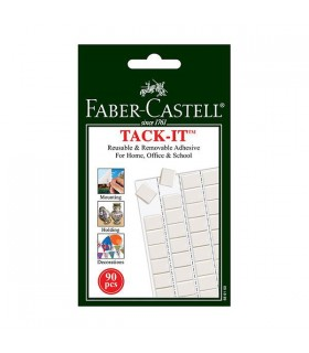 Guma adeziva Tack-It 50 grame FABER CASTELL