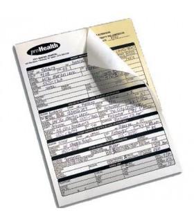 Hartie autocopiativa A4, 2 exemplare, alb/galben XEROX