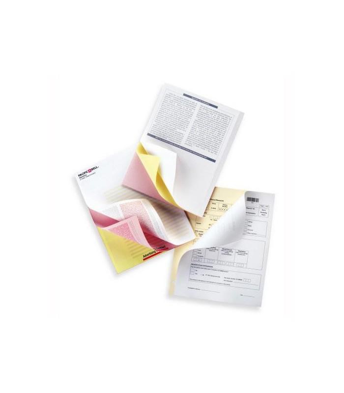 Hartie autocopiativa A4, 3 exemplare, alb/galben/roz XEROX