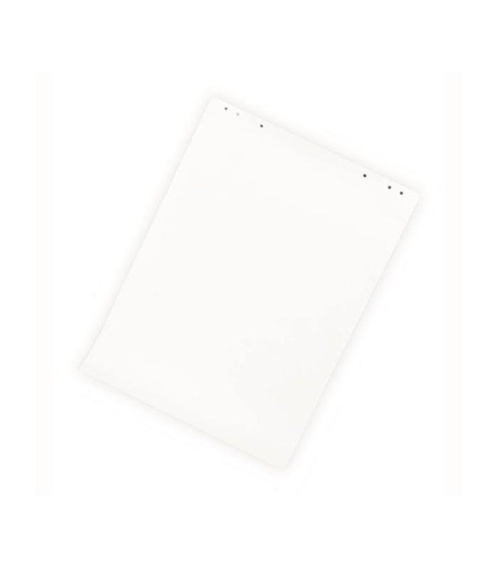 Hartie flipchart alba, 610 x 860 mm, foi veline