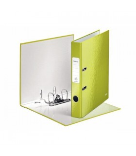 Biblioraft plastifiat A4 50 mm 180° Wow LEITZ