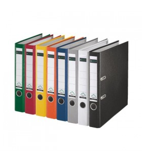 Biblioraft plastifiat A4, 50 mm, 180 grade, LEITZ