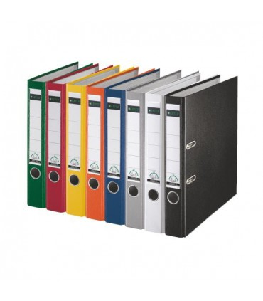 Biblioraft plastifiat A4, 50 mm, 180 grade, LEITZ