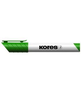 Marker whiteboard diverse culori, varf 3.00 mm KORES
