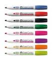 Marker whiteboard  diverse culori, varf 2.2 mm FABER - CASTELL