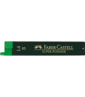 Mina creion 1.4 mm B Super-Polymer FABER - CASTELL