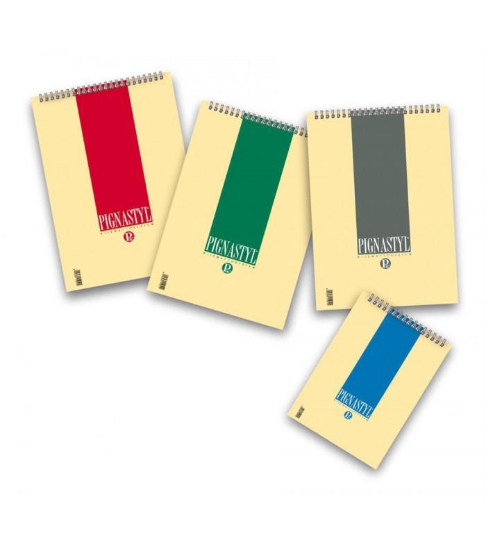 Bloc Notes Spira A7 60 File Style Pigna   Tip: Dictando