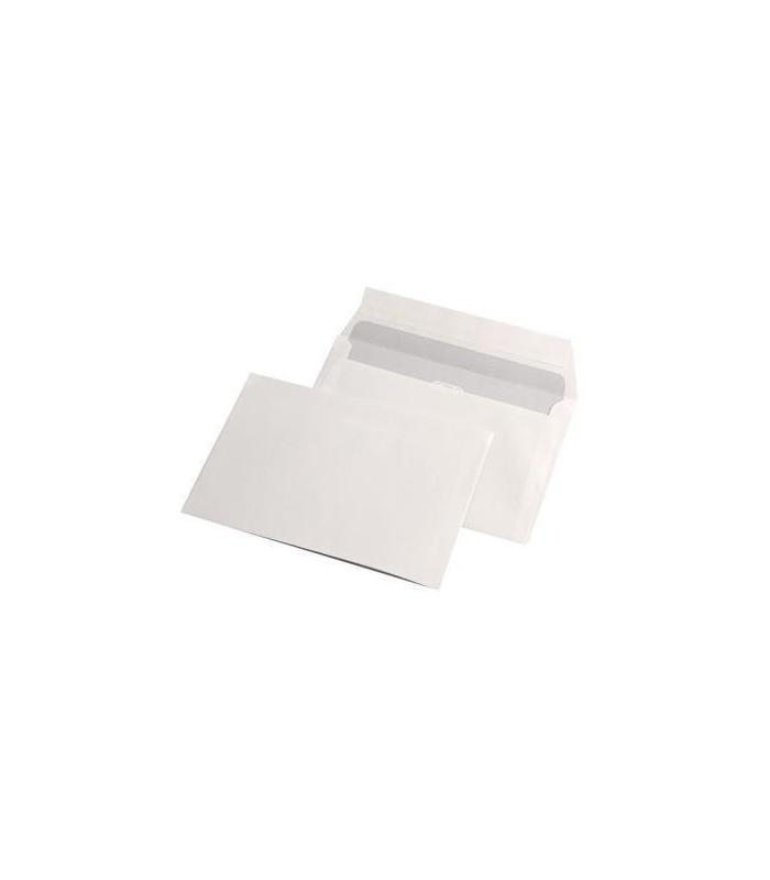 Plic C6 siliconic, 80 g/mp, 114 x 162 mm, alb GPV