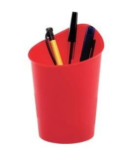 Suport instrumente de scris rosu G2Desk FELLOWES