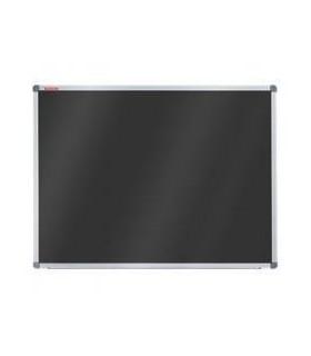 Tabla Creta Neagra Magnetica Rama Aluminiu MemoboardsDimensiune: 100 x 150 cm