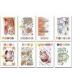Carte de colorat Color Cards - Treats CHAMELEON