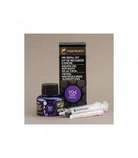 Cerneala marker Deep Violet 25 ml VO4 CHAMELEON