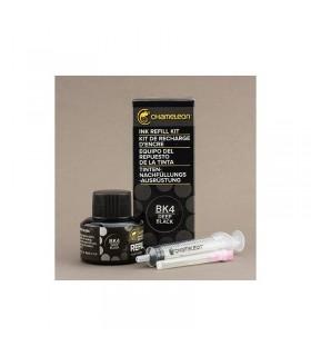 Cerneala marker Deep Black 25 ml BK4 CHAMELEON